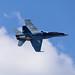 CF-18 Hornet in Yellowknife by Jason Pineau