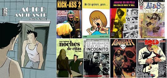 comics semana (II)