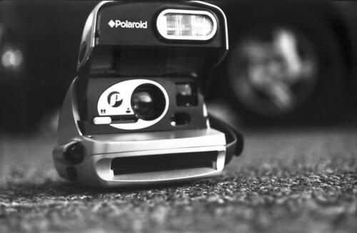 Polaroid P 600