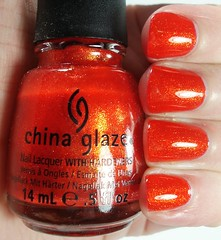 China Glaze Riveting