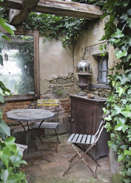 Garden room has cleared