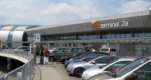 budapeštas lidosta
