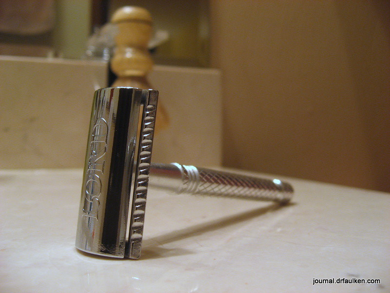 Lord L6 Long Handled Double Edge Safety Razor Review