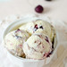 white chocolate cherry ice cream