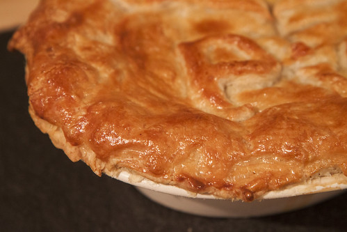 Traditional Steak & Ale Pie - The pie crust part 3