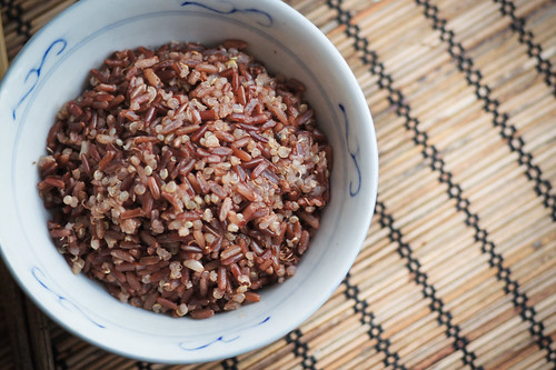 糙小小米饭