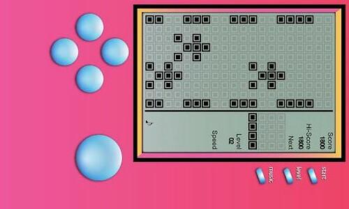 Tetris Classic Brick Game Revive Parte De Tu Infancia Happytech