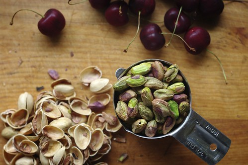 Cherry and Pistachios