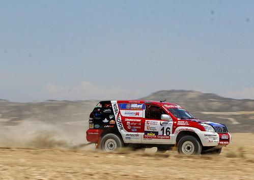 Dorsch-Bravo Vehículo Temporada 2012