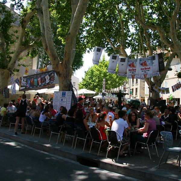Couleur lavande festival d 39 avignon flickr photo sharing for Chambre d hote avignon