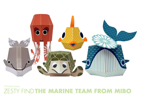 {zesty find} the marine team from Mibo