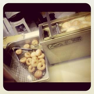 Crispy donut