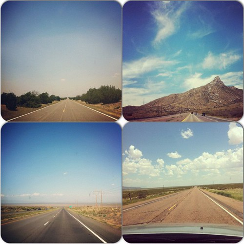 Last month in travels. Carlsbad, Ruidoso, Alamogordo, Las Cruces, Santa Fe #instacollage