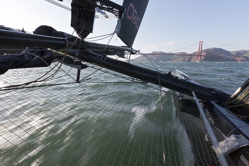 Ben Ainslie Joins ORACLE on AC45