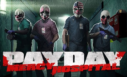 Mercy Hospital Map Released for Payday: The Heist