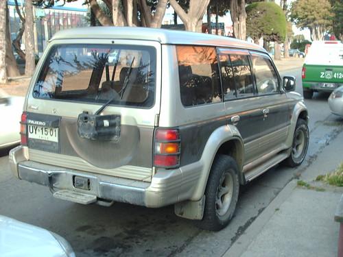 Mitsubishi Pajero Punta Arenas