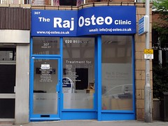 Picture of Raj Osteo Clinic, 307 High Street
