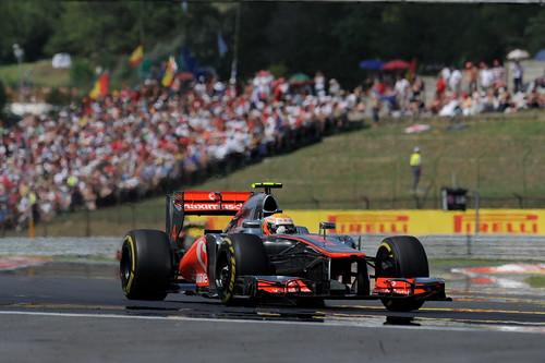 HUNGARIAN GRAND PRIX F1/2012