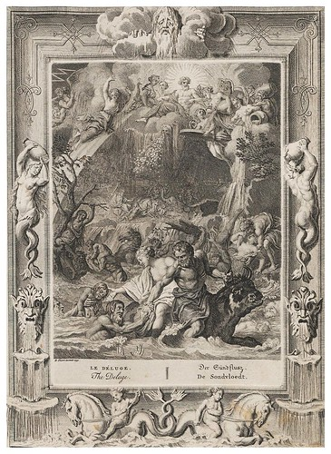 004- Neueröffneter Musen-Tempel…1754-Bernard Picart-© UniversitättBibliotheK Heidelberg