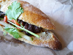 coq asian banh mi