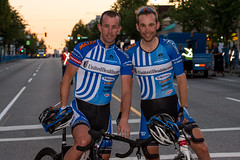 Clarke Brothers  showed true UHC racing spirit.-Men's Race-Giro di Burnaby-BCSuperweek 2012