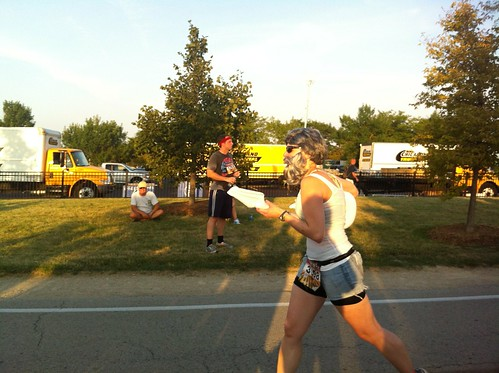 Bob Weir at the Terrapin 5K