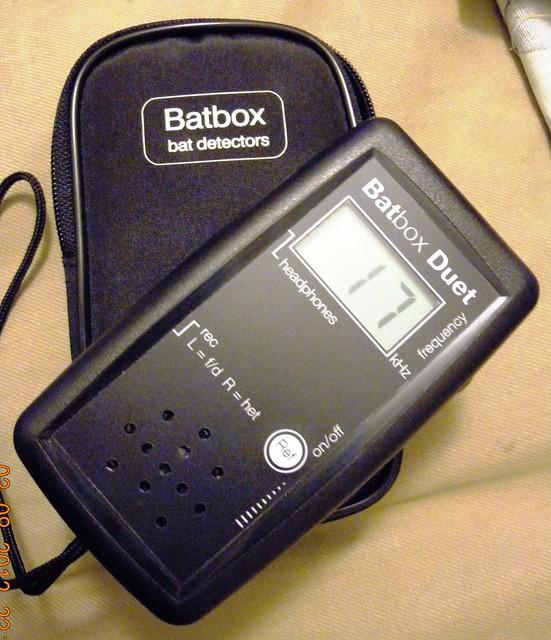 Batbox duet batbox duet by drjohnbullas flickr for Bat box obi