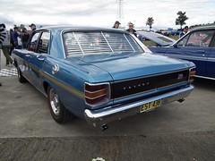 1969 Ford XW Falcon GT-HO Phase II sedan