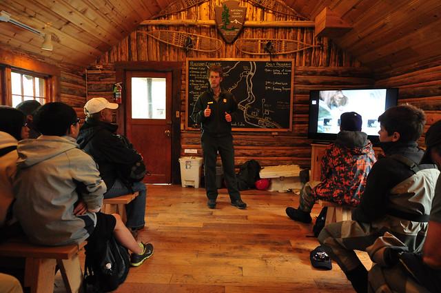 Briefing ...[Katmai National Park]