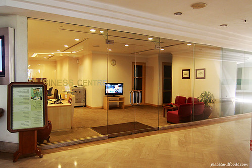 Equatorial hotel penang business center