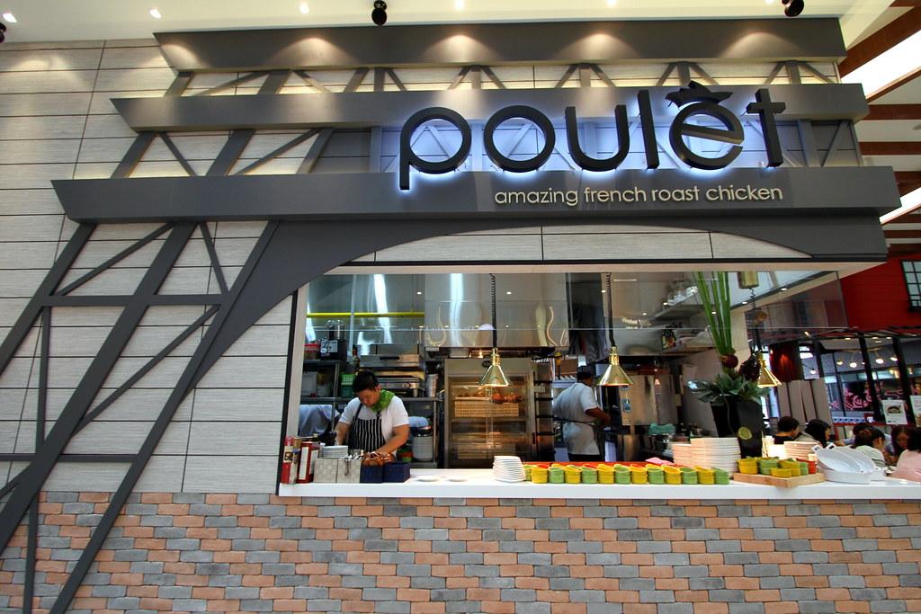 Poulet–法式烤鸡