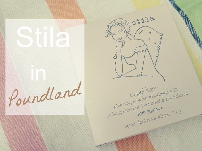 stila in poundland