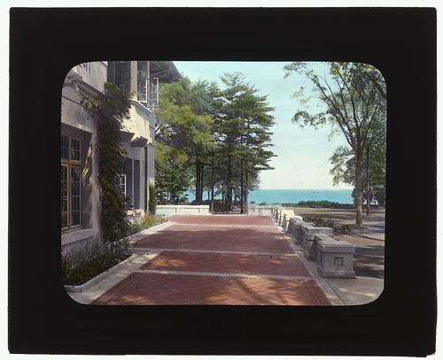 [Arnold Schlaet house, Campo Point, Saugatuck, Connecticut. (LOC)