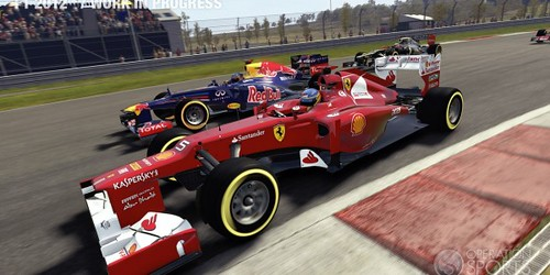 F1 2012 Review Round Up - Codemasters Have Created A Masterpiece