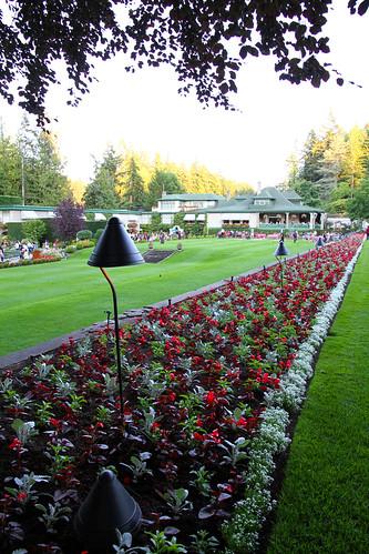 Butchart Gardens - Picnic Area