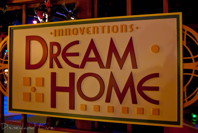 Innoventions Dream Home - Disneyland
