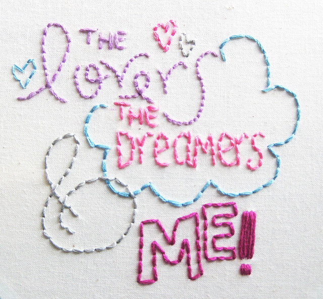 The Lovers, the Dreamers and Me!