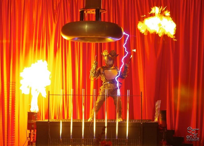 Fire & Lightning