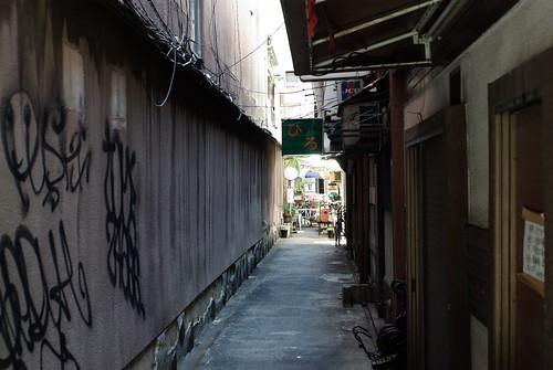 路地/Alley