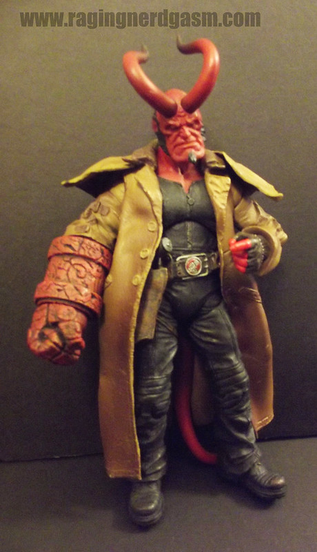Anung Un Rama Hellboy from Mezco_0006