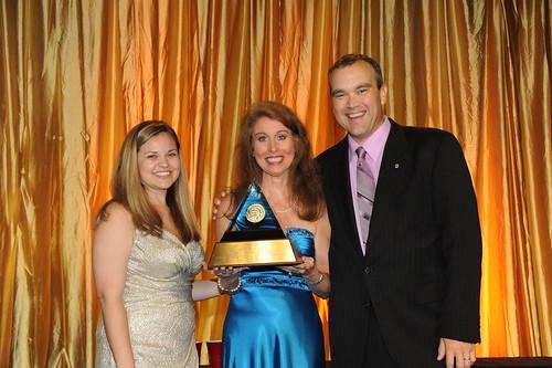 2012 Dick Pope All Golden Image Award