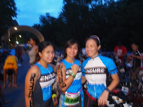 Ironman 70.3 Philippines: Endure Belles