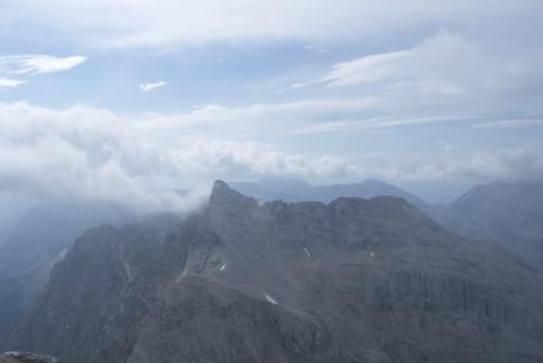 Blick von der Birkkarspitze