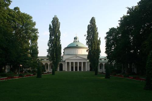 Aussegnungshalle Ostfriedhof
