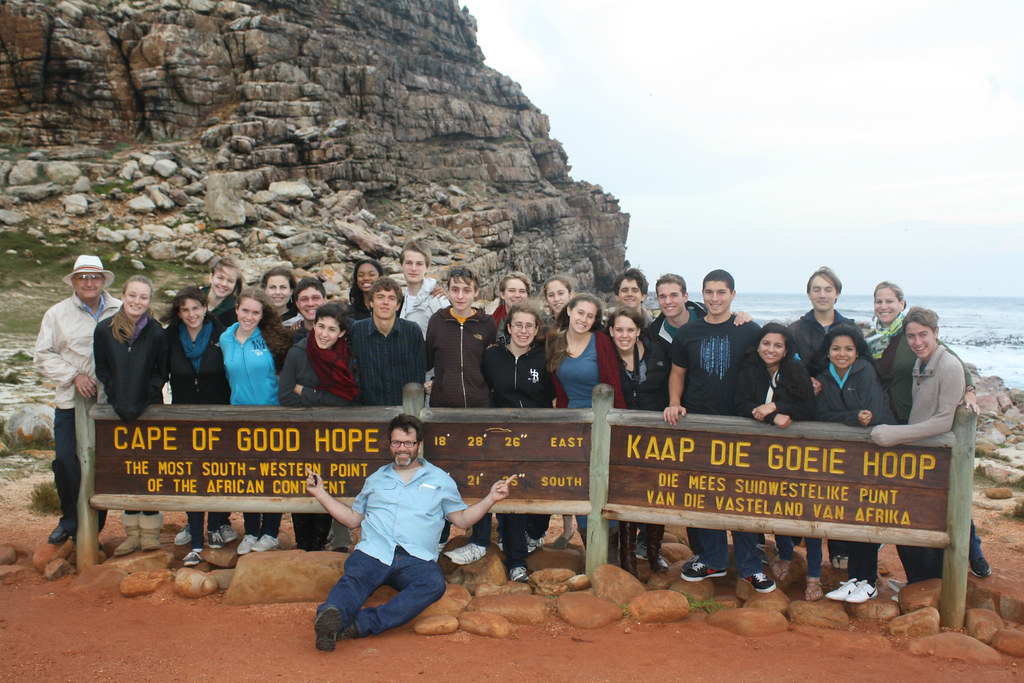 Head Royce School Colla Voce 2012 Tour of South Africa