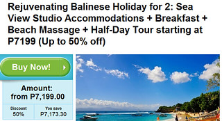 Bali Grand Sunsets Resort Promo