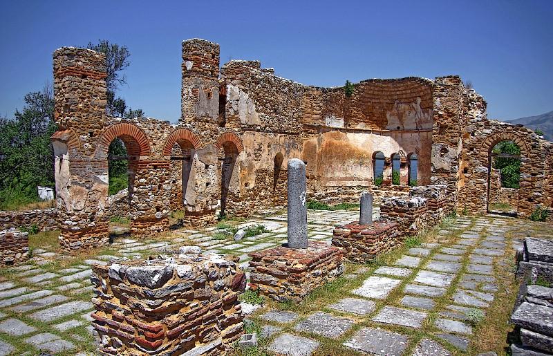 Македония, Греция