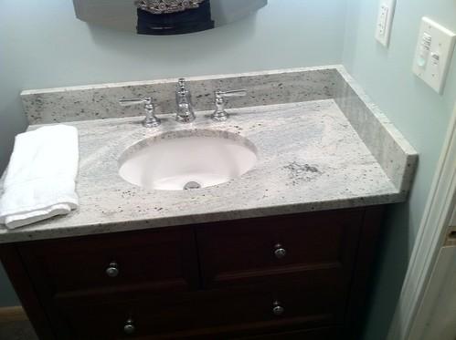 Hall Bath Vanity 1