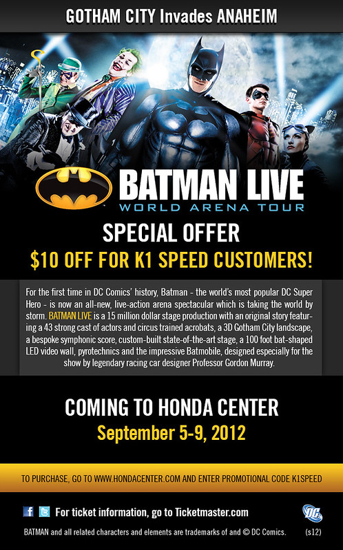 7754216010 d1277a3473 c BATMAN LIVE Special Offer!!!