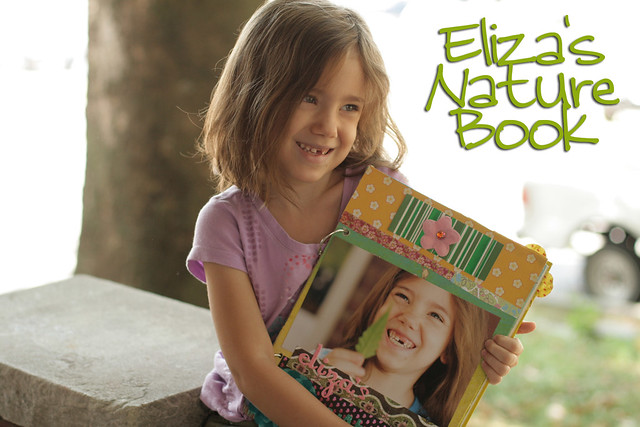 Eliza's Nature Book